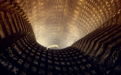 Inside something weird by solenero73