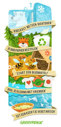 Greenpeace infographics - kidswebsite by MittMac