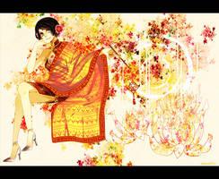 water lily by minataka94