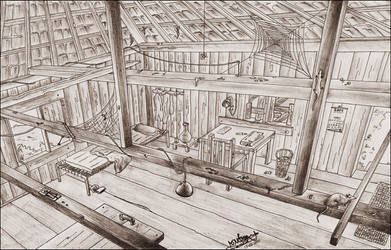 Interior Layout Concept by SOORAJexplorer