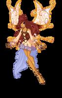 Gift: Pathrissa Enchantix by R-Scarlett