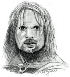 Aragorn by Phoenixdrache