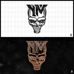 NM l Noyan Majestik Logo by engin-design