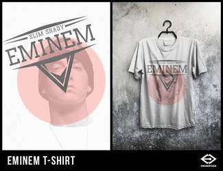 Eminem T-Shirt by engin-design