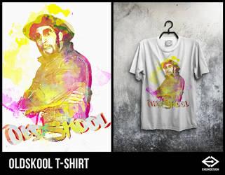 OldSkool T-Shirt by engin-design