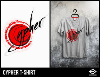 Cypher T-Shirt by engin-design
