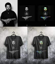 Ice Cube T-Shirts by engin-design