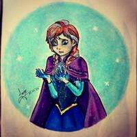 Anna by AwyrGreen
