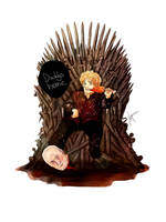 Tyrion Lannister by AwyrGreen