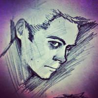 Nogitsune Stiles by AwyrGreen