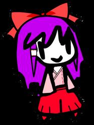 Reimu Hakurei doll (PC-98) by 10003120290