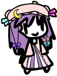 Patchouli doll by 10003120290
