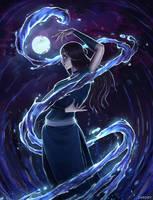 Moonlight Katara by Zarory