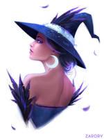 Witch by Zarory