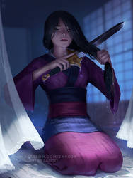 Mulan by Zarory