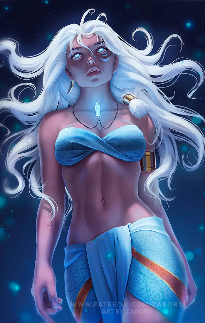 Kida by Zarory