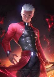 Archer - Fate by Zarory