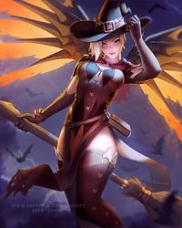 Witch Mercy by Zarory