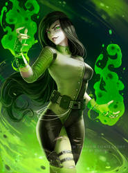 Shego by Zarory