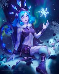 Winter Wonder Neeko by Zarory