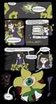 Horrortale Comic 01: Caido by CakieNeko