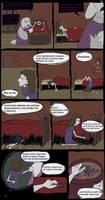 Horrortale Comic 06: Doenca Falsa by CakieNeko