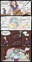 Horrortale Comic 08: Tesouro Escondido by CakieNeko