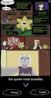 Horrortale Comic 10: Amigo ou Inimigo by CakieNeko