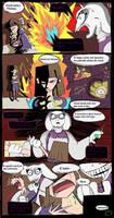 Horrortale Comic 11: Amigo by CakieNeko