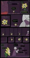 Horrortale Comic 12: Trocando Segredos by CakieNeko
