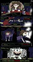 Horrortale Comic 13: Flowey Retorna by CakieNeko