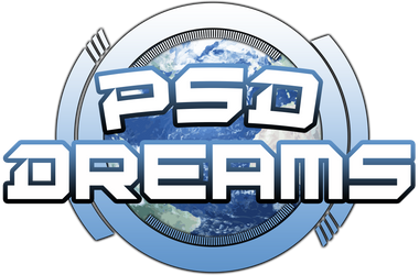 PSD-Dreams Logo 2017 by L3wap