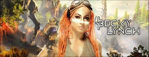 [SOTW] #11 Becky Lynch by L3wap