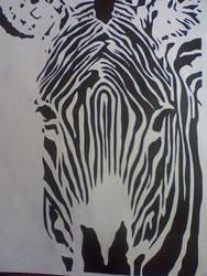 Zebra by ShellzSnipitz