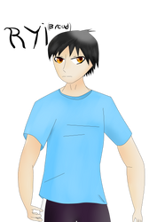 Ryi The guy (request) by Warlord9787