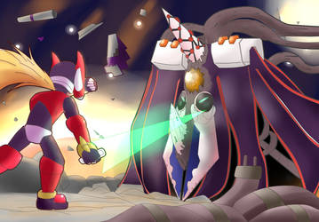 Zero vs Weil by Warlord9787