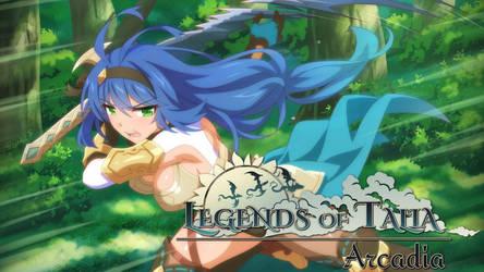 Legends of Talia: Arcadia by umbrax95