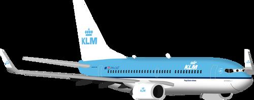 Braam The Boeing 737-700 by EchoAllient