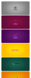 Logotypes_01 by lluck