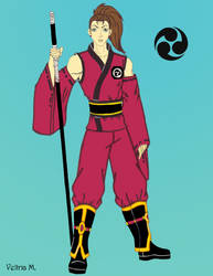 Kenpo Master by Princess-Tria