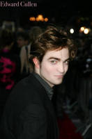 Edward Cullen by Withthevampires
