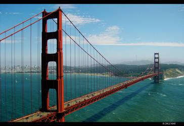 Golden Gate by jacirae