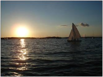 Sailing Away by jacirae