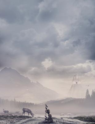 Hunter by Schiszophrenia
