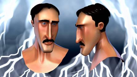 Head 3D Design by Skanarchy91