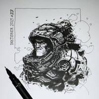Inktober 27 by Koveck