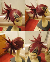 Bleach: Renji wig by Pisaracosplay