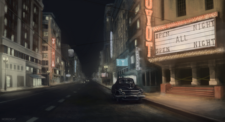 America 50s by HoroCat