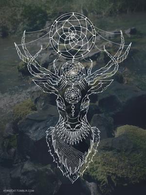Deerill by HoroCat