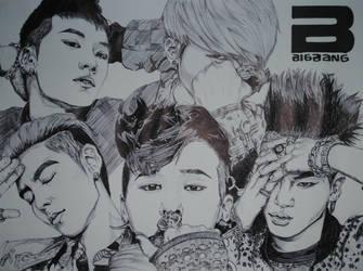 BIGBANG is Still Alive by kikit13